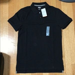 Old Navy Black Polo